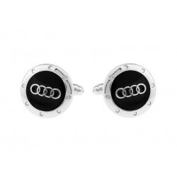 Audi mansjettknapper