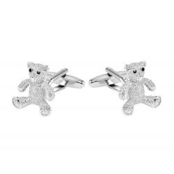 Teddybear cufflinks