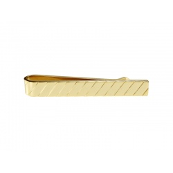 Slipsnål slider gull