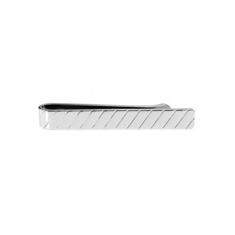 Slipsnål slider sølv