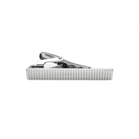 Short routed tie clip
