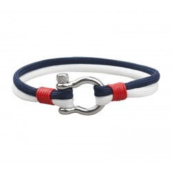 Bracelet red/white/blue
