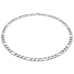 Chunky figaro necklace 9.5mm