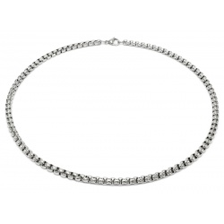 Stainless steel necklace 5.5mm