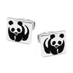 Panda mansjettknapper