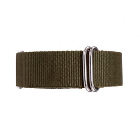 Natorem militærgrønn 22 mm