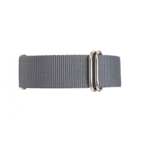 Natostrap grey 22 mm