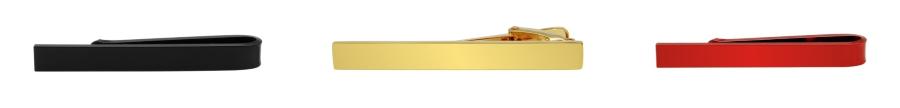 slipsnål farger sølv gull